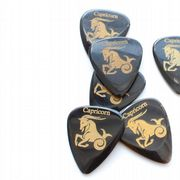 Zodiac Tones - Capricorn - 1 Guitar Pick | Timber Tones